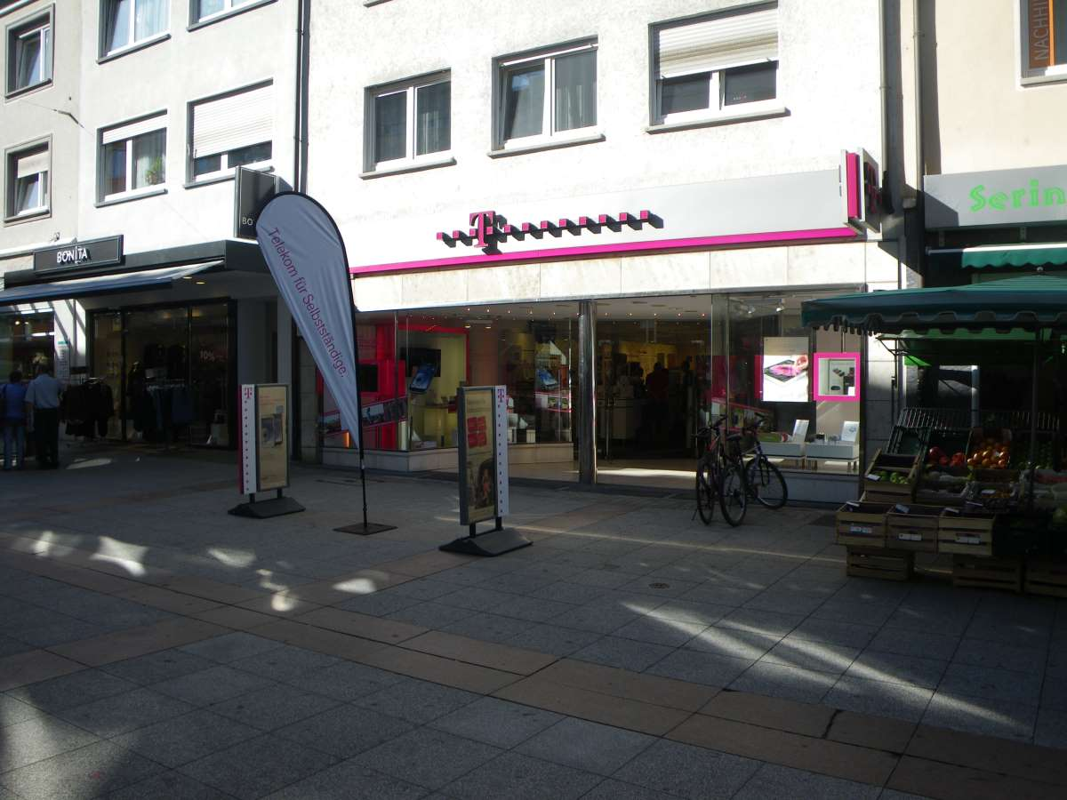 Bücherstand der Jehovas Zeugen in Bruchsal 08. September 2012