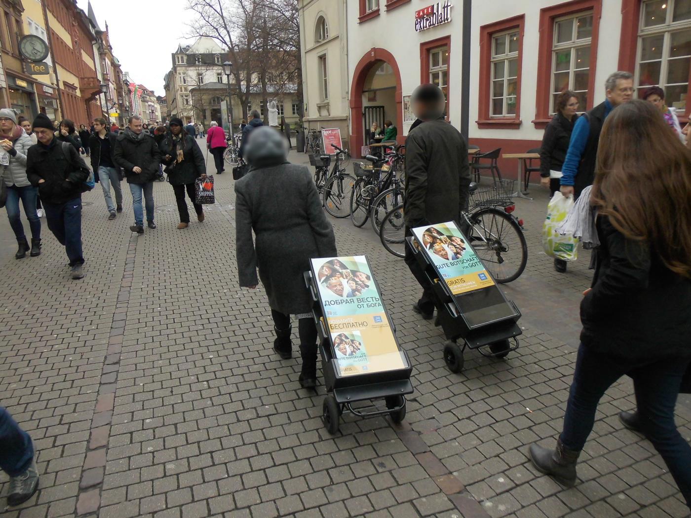Missbrauchswelle bei den Zeugen Jehovas Basel