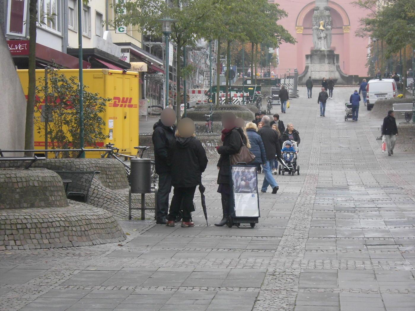 Menschen kennenlernen darmstadt