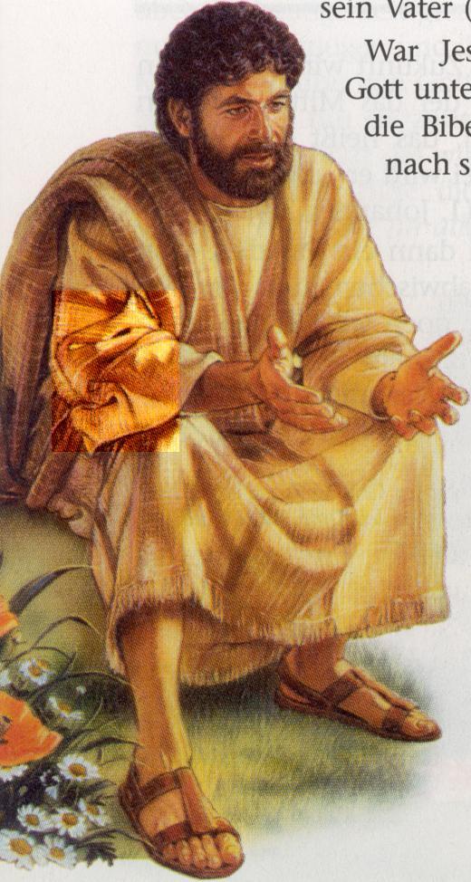 wessen wurde jesus angeklagt