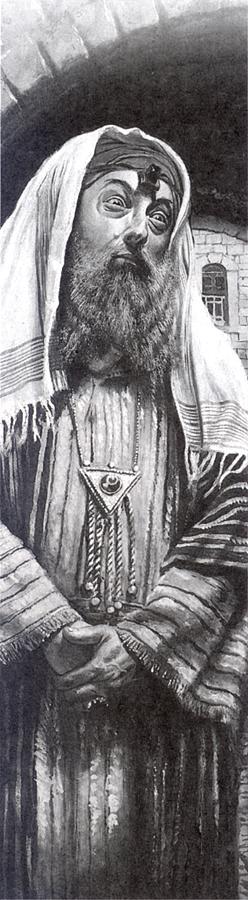 Fasting Pharisee