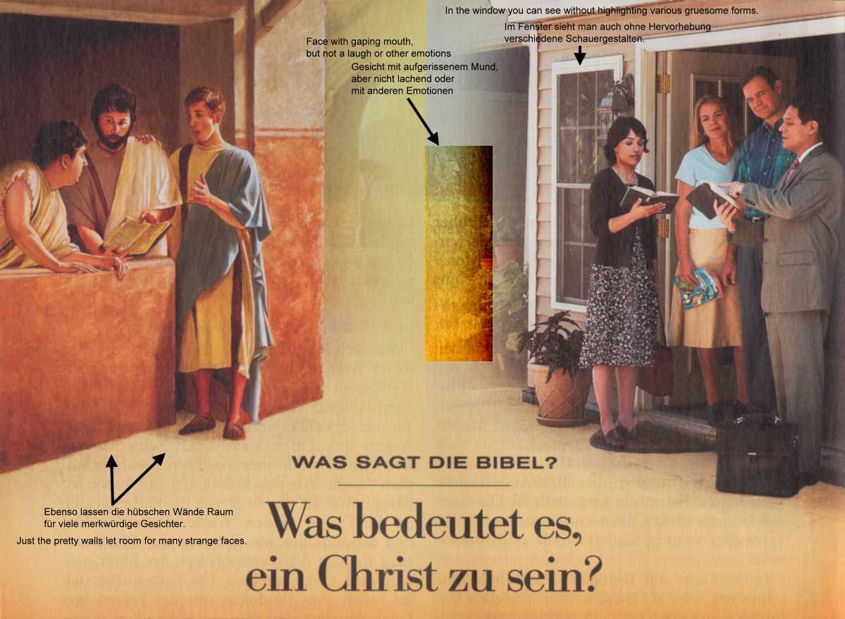 Jehovah's Witness Sermon Service