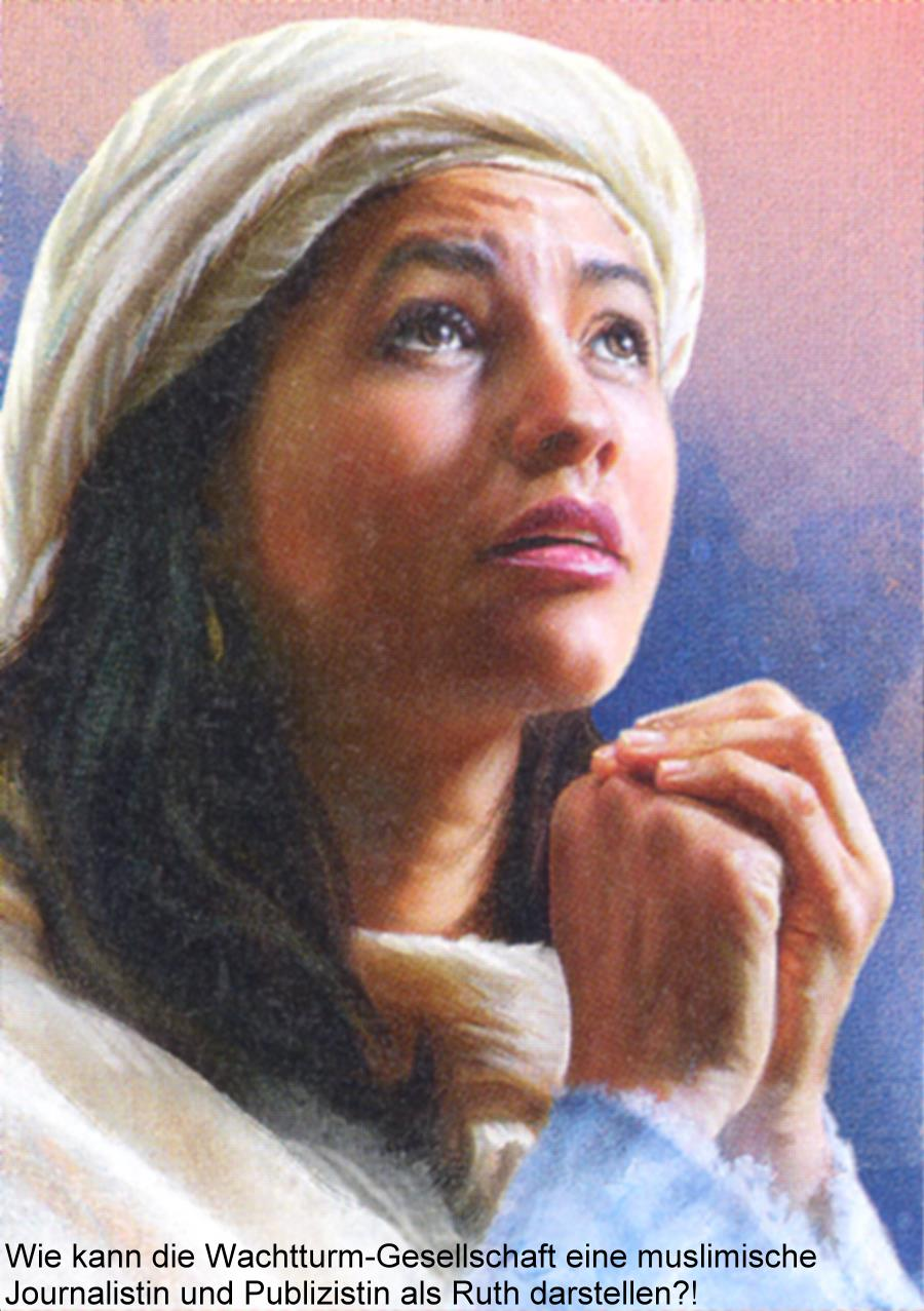 Muslim Khola Maryam Huebsch as Ruth