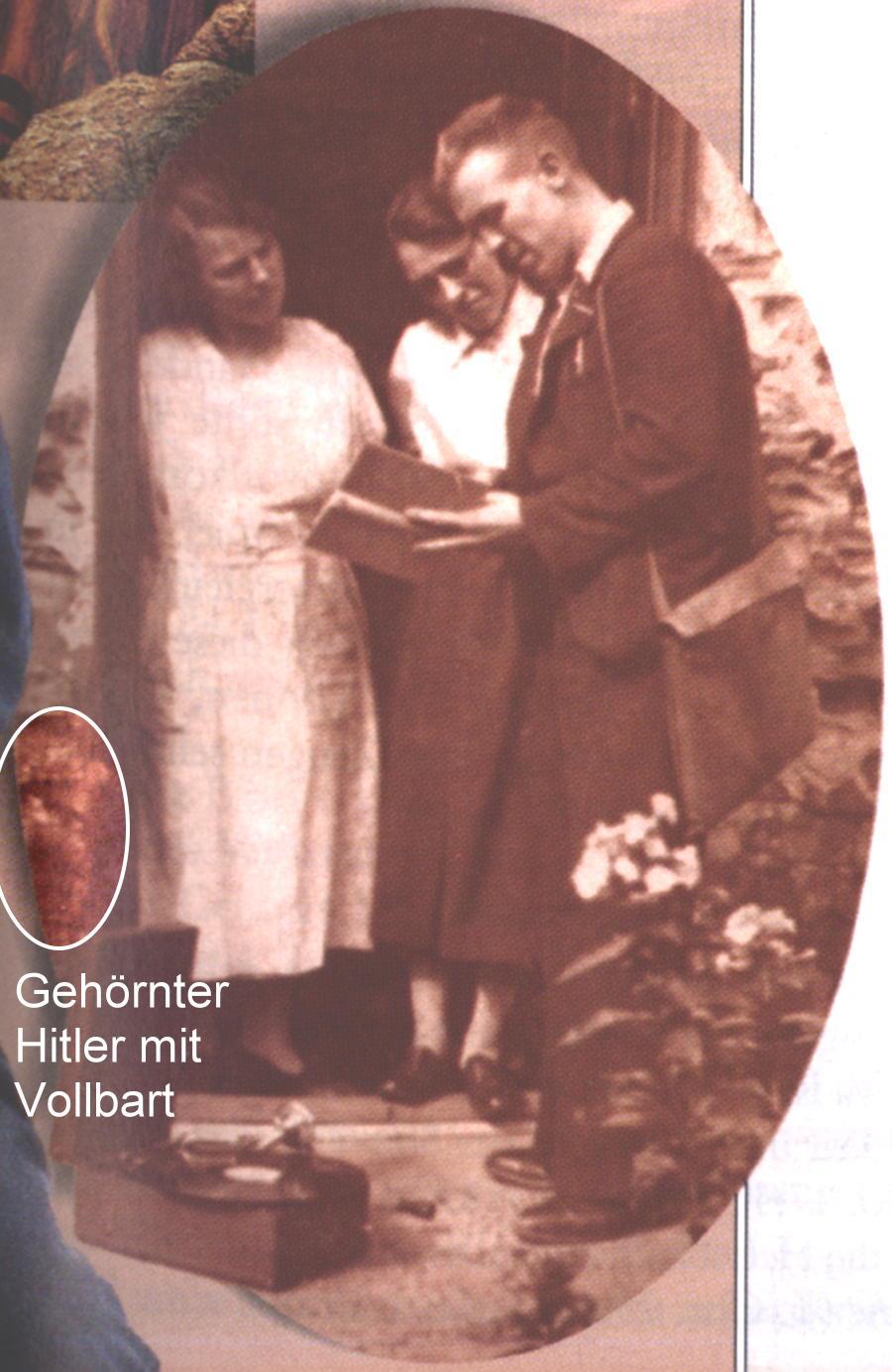 Horned Hitler