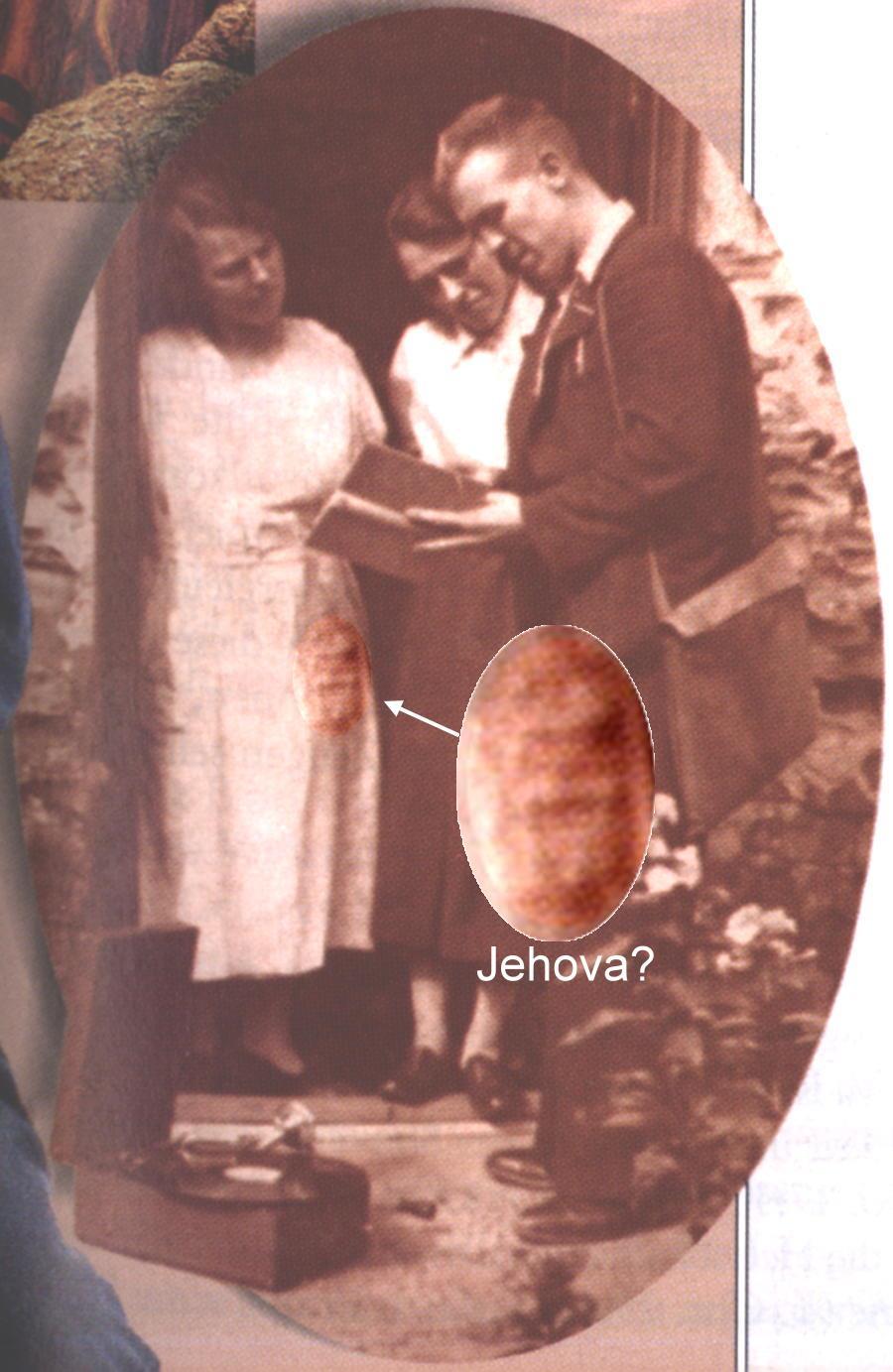 Masonic God Jehovah