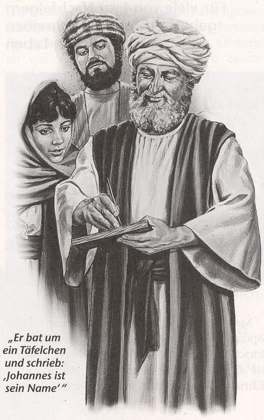 Zacharias with Turban