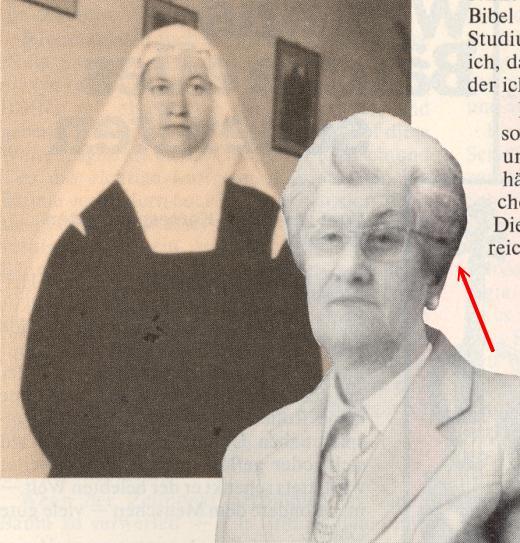 Nun with Demon