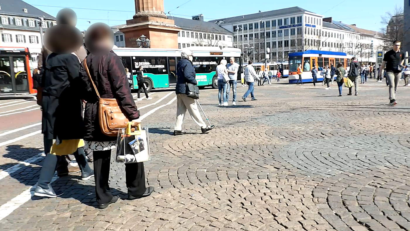 20 seconds Jehovah's Witnesses in Darmstadt