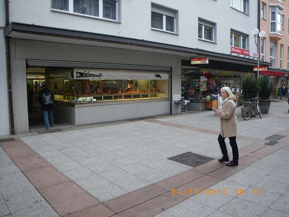 No Jehovah's Witnesses in Bruchsal, Speyer, and Mannheim