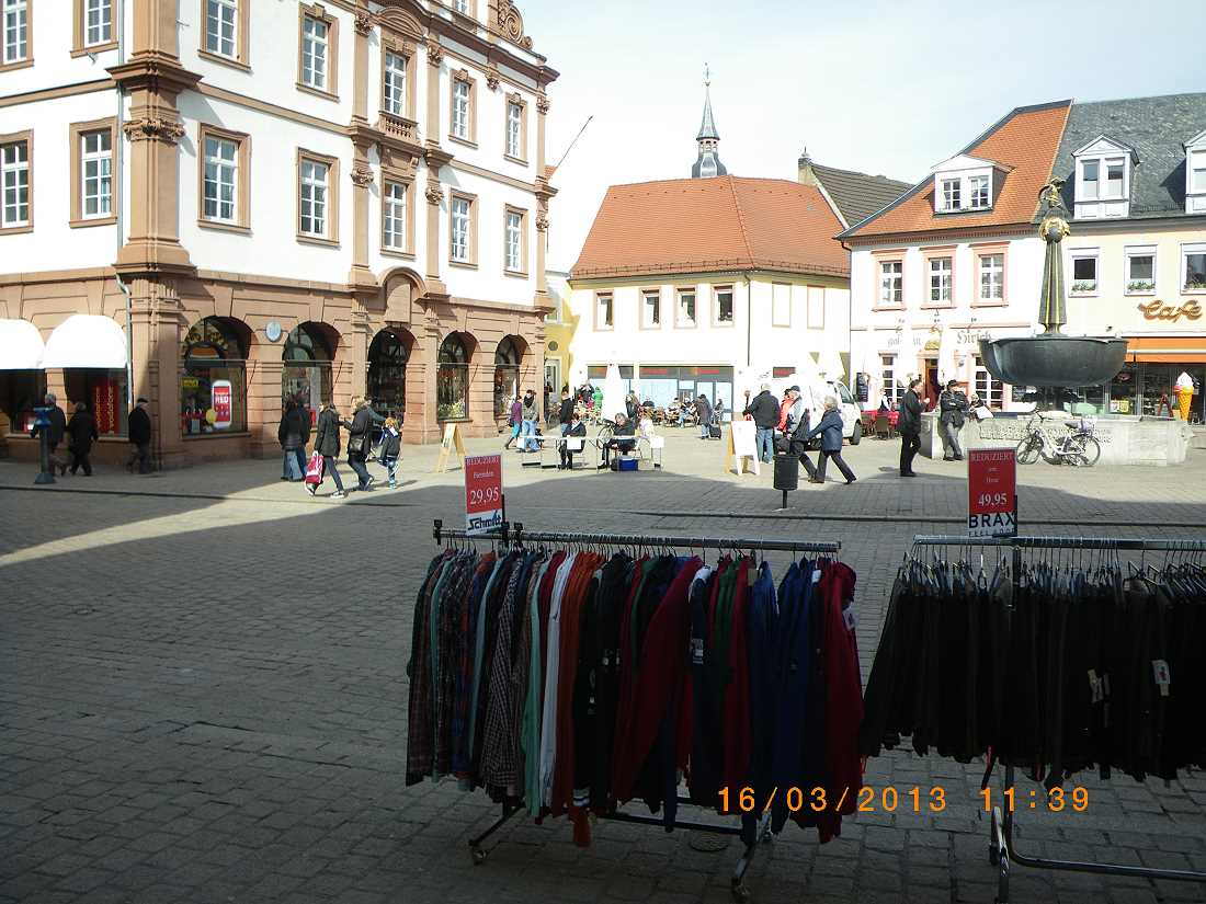 Jehovah's Witnesses in Speyer