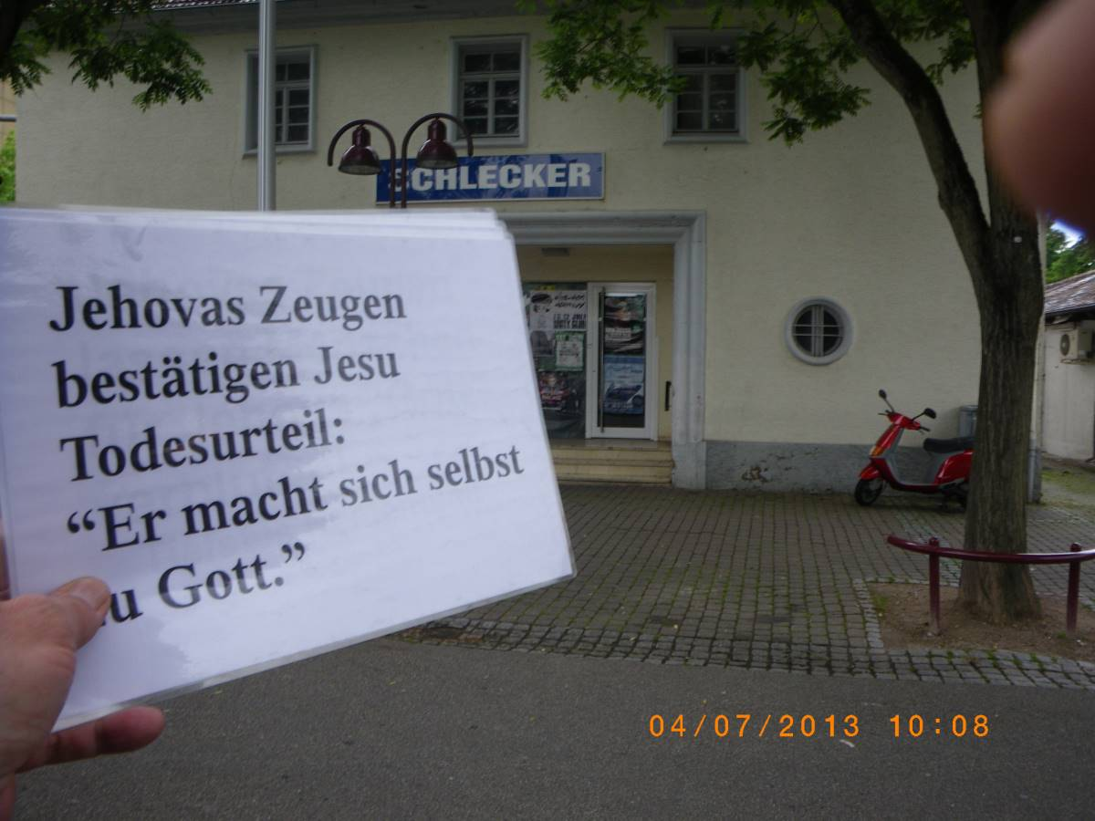 Jehovah's Witnesses in Wiesloch