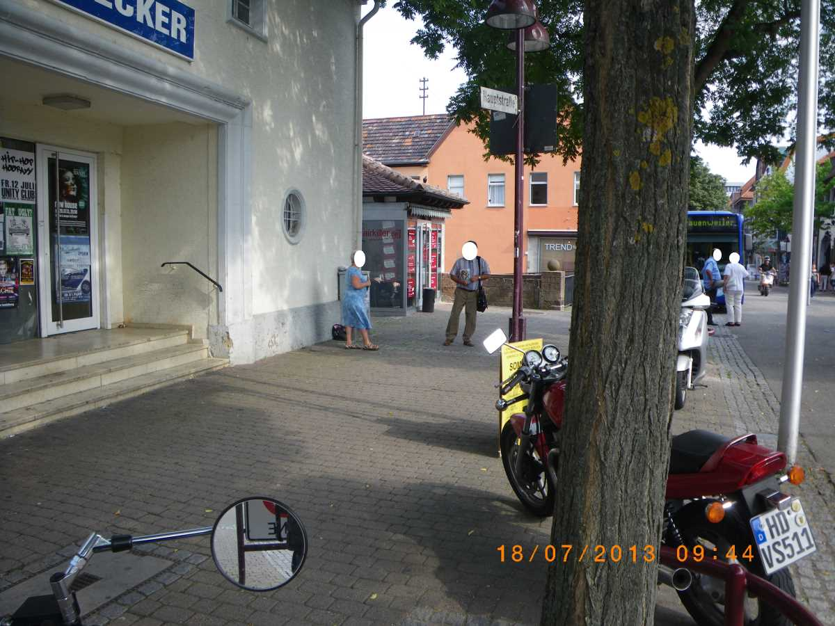 Jehovah's Witnesses in Wiesloch hope for success through increased personnel expenses
