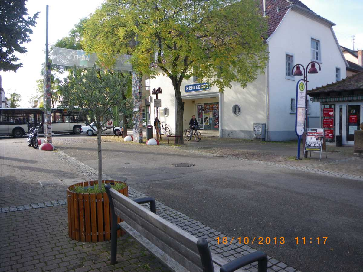 Jehovah's Witnesses in Wiesloch without Kingdom Service