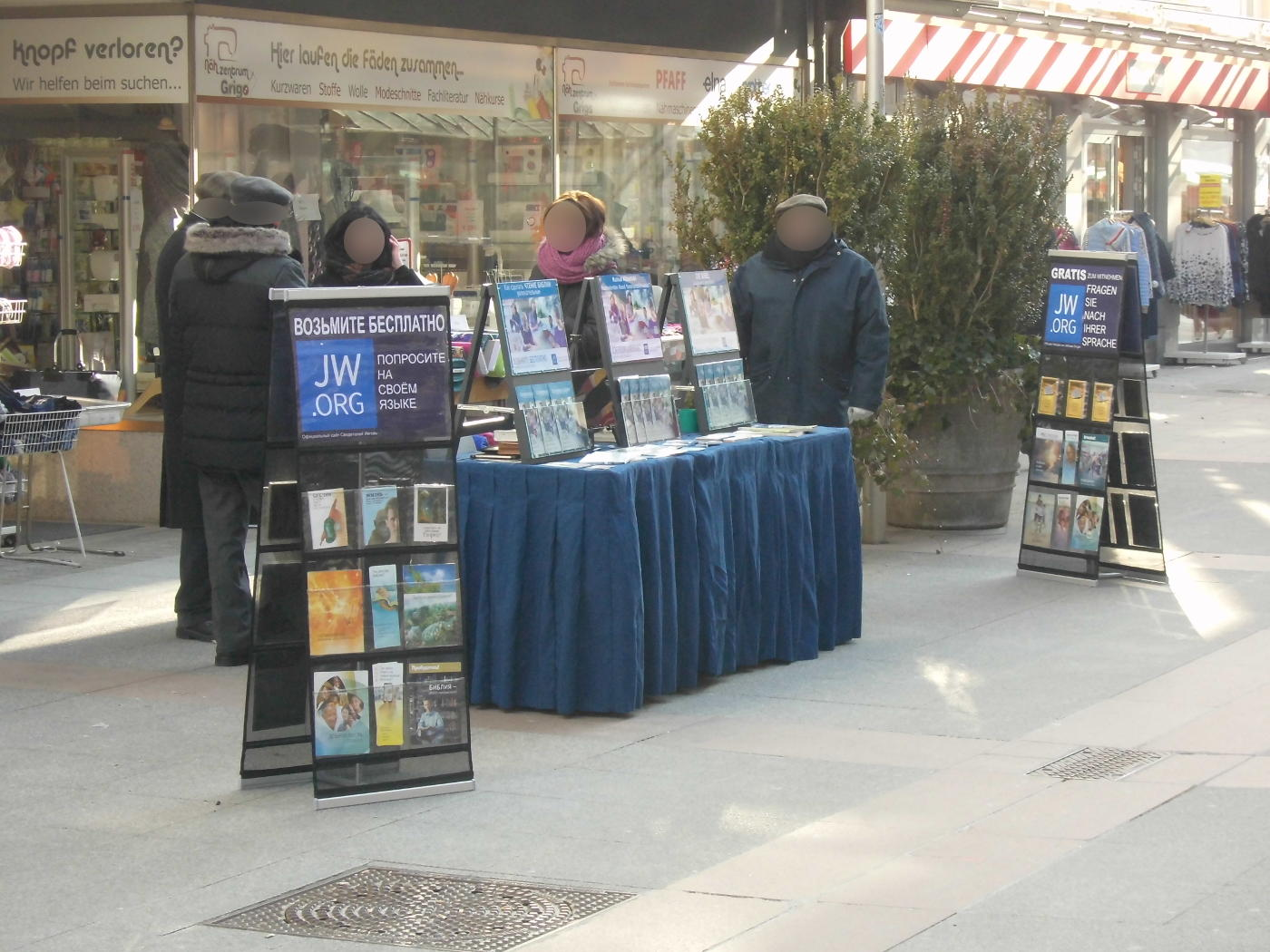 Bruchsal Jehovah's Witnesses consider themselves wise