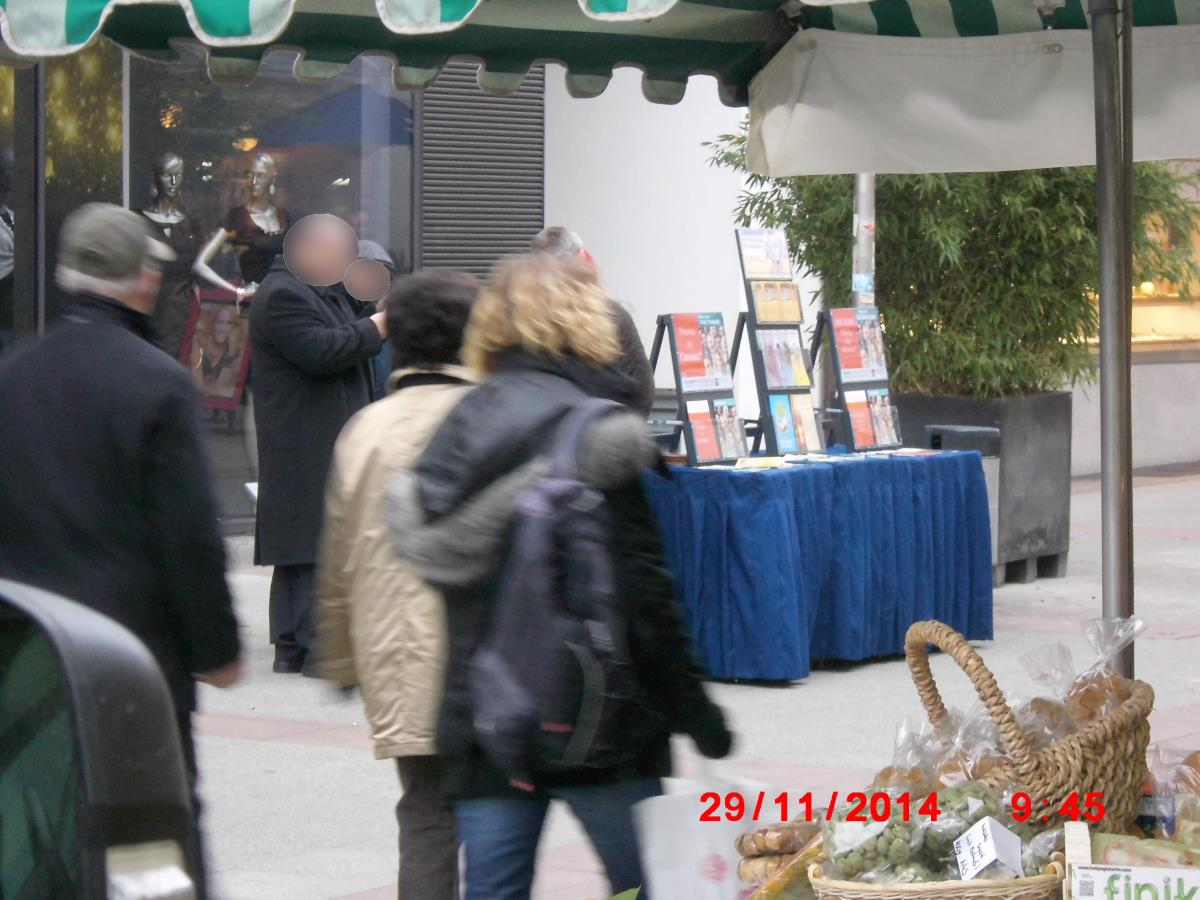Jehovah's Witnesses in Bruchsal Celebrate Triumph