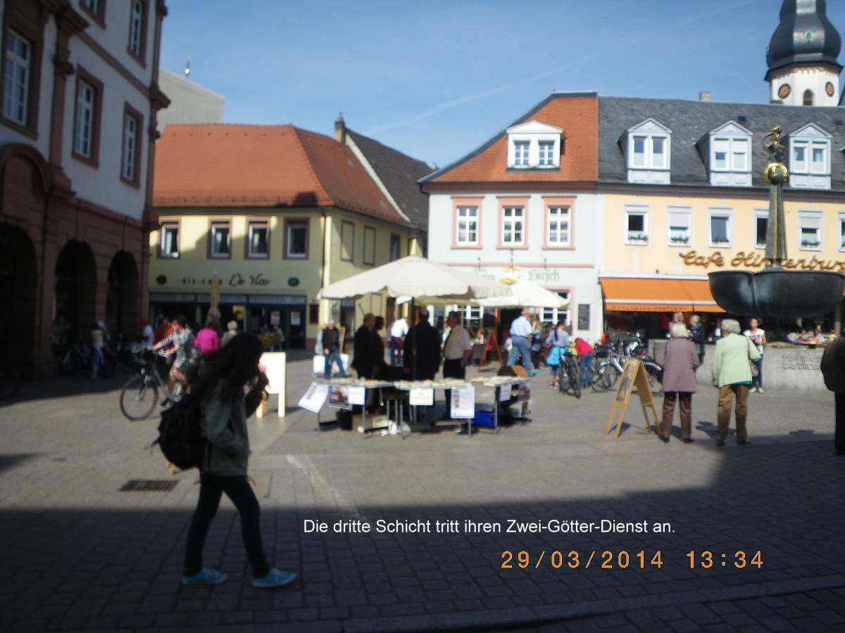New Jehovah's Witnesses loot in Speyer
