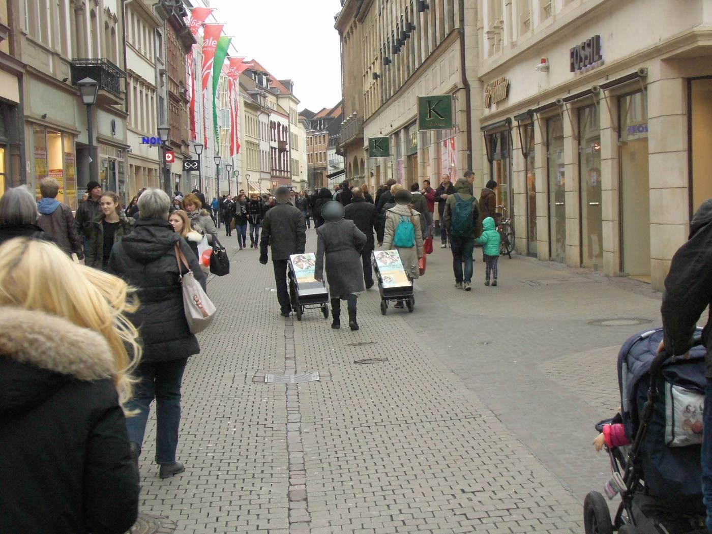 Heidelberg - Jehovah's Witnesses Fulfilling Their Duties