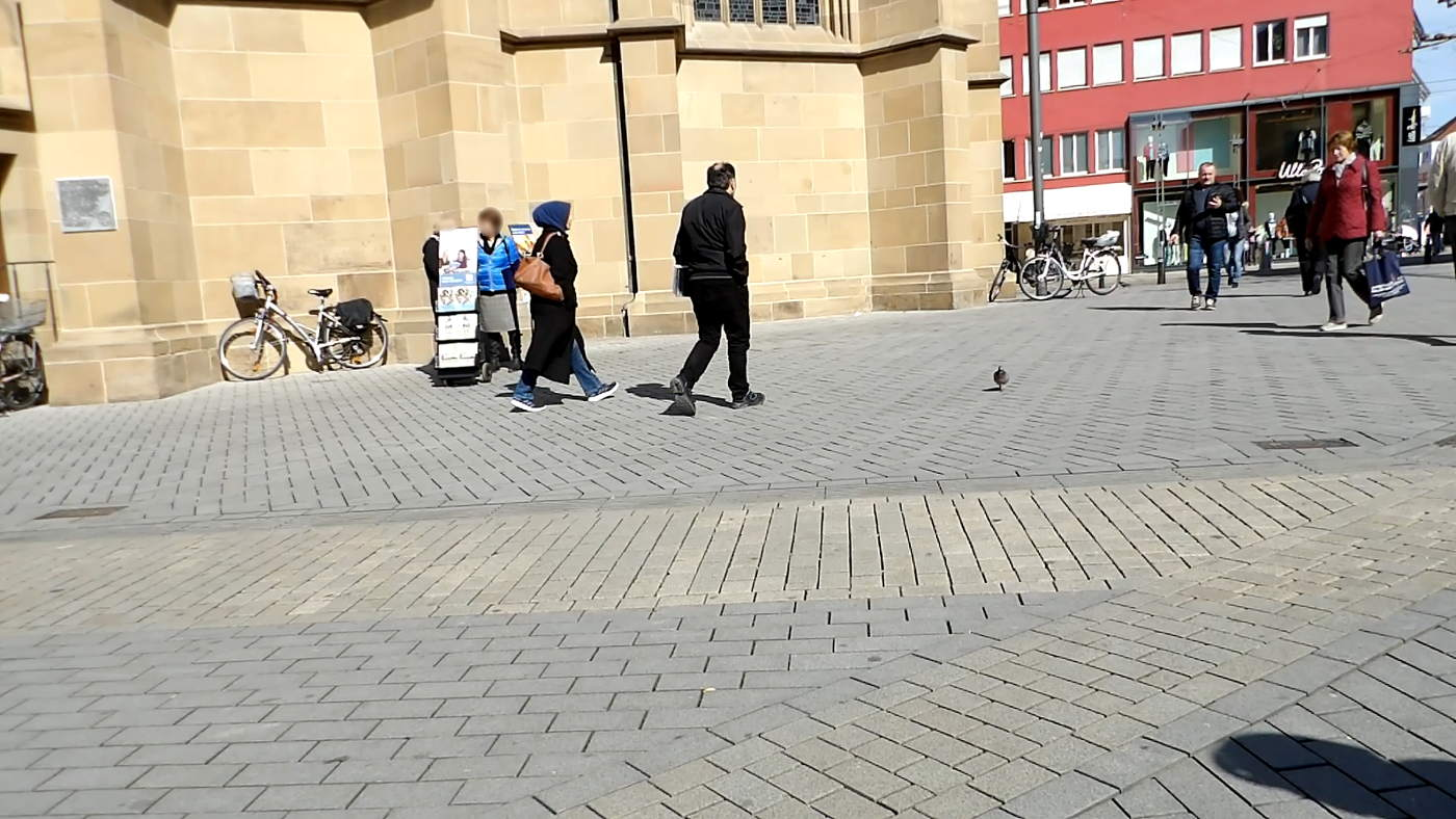 Jehovah's Witnesses in Heilbronn totally excited