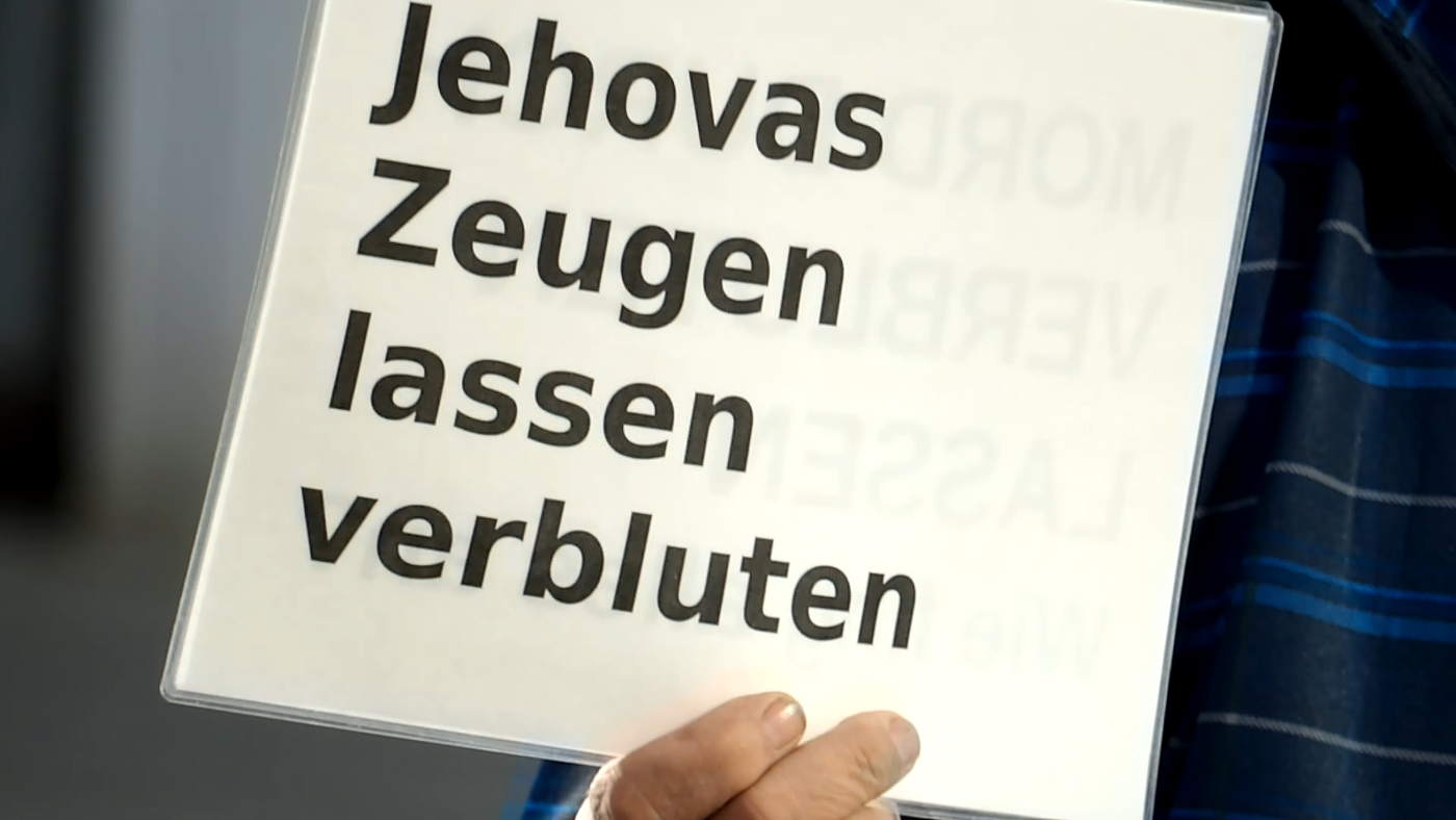 Heilbronn: left-green icy cold - humanism replaces God and is called Jehovah