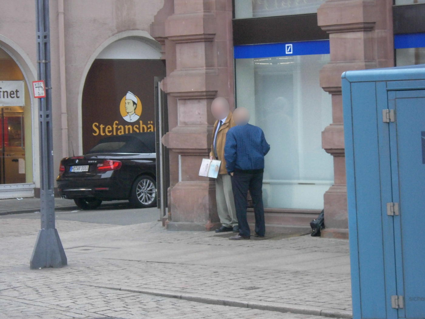 Speyer: I came, I saw, and Jehovah's Witnesses disappeared