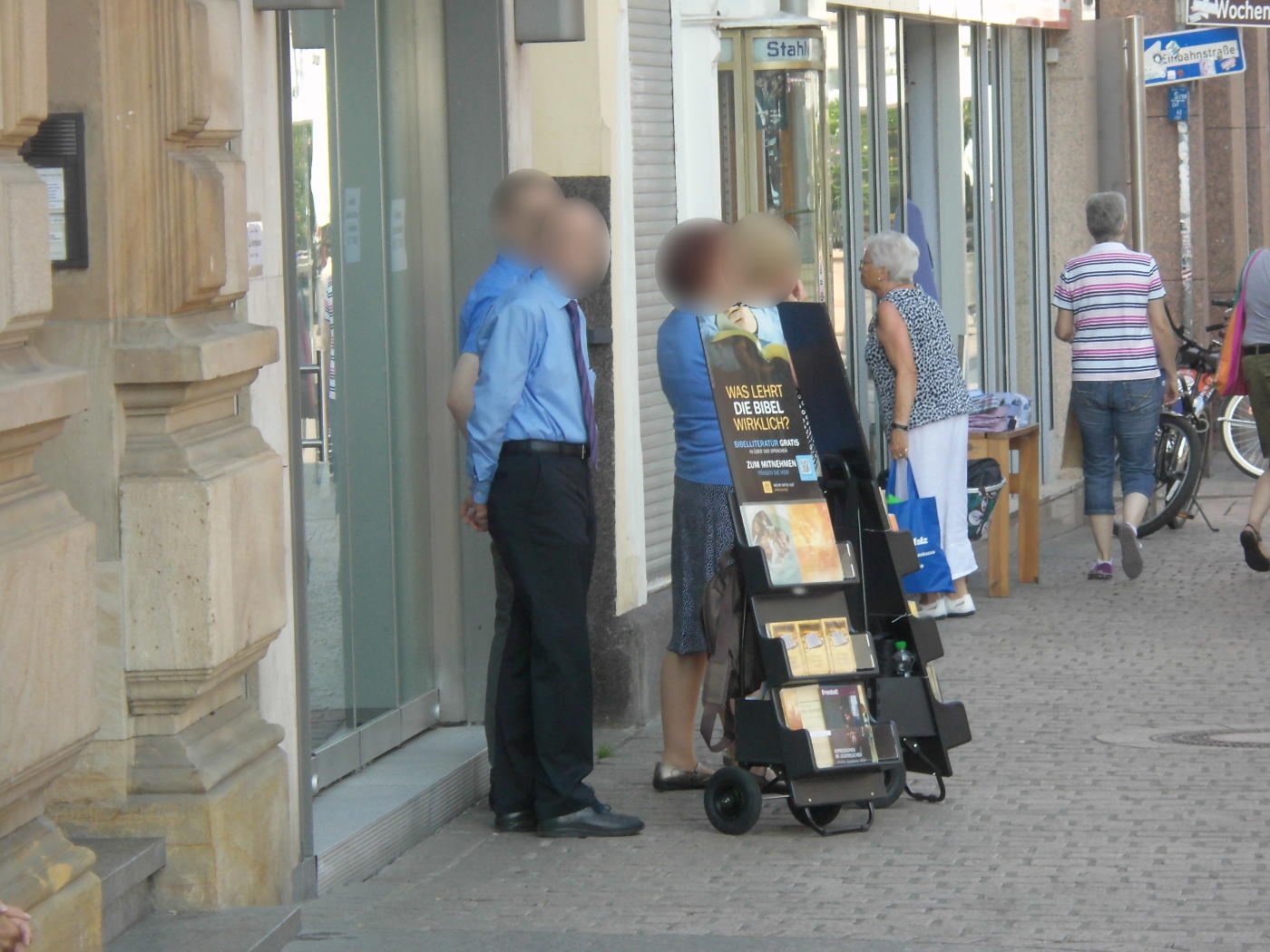 Speyer: Jehovah's liar unmasked