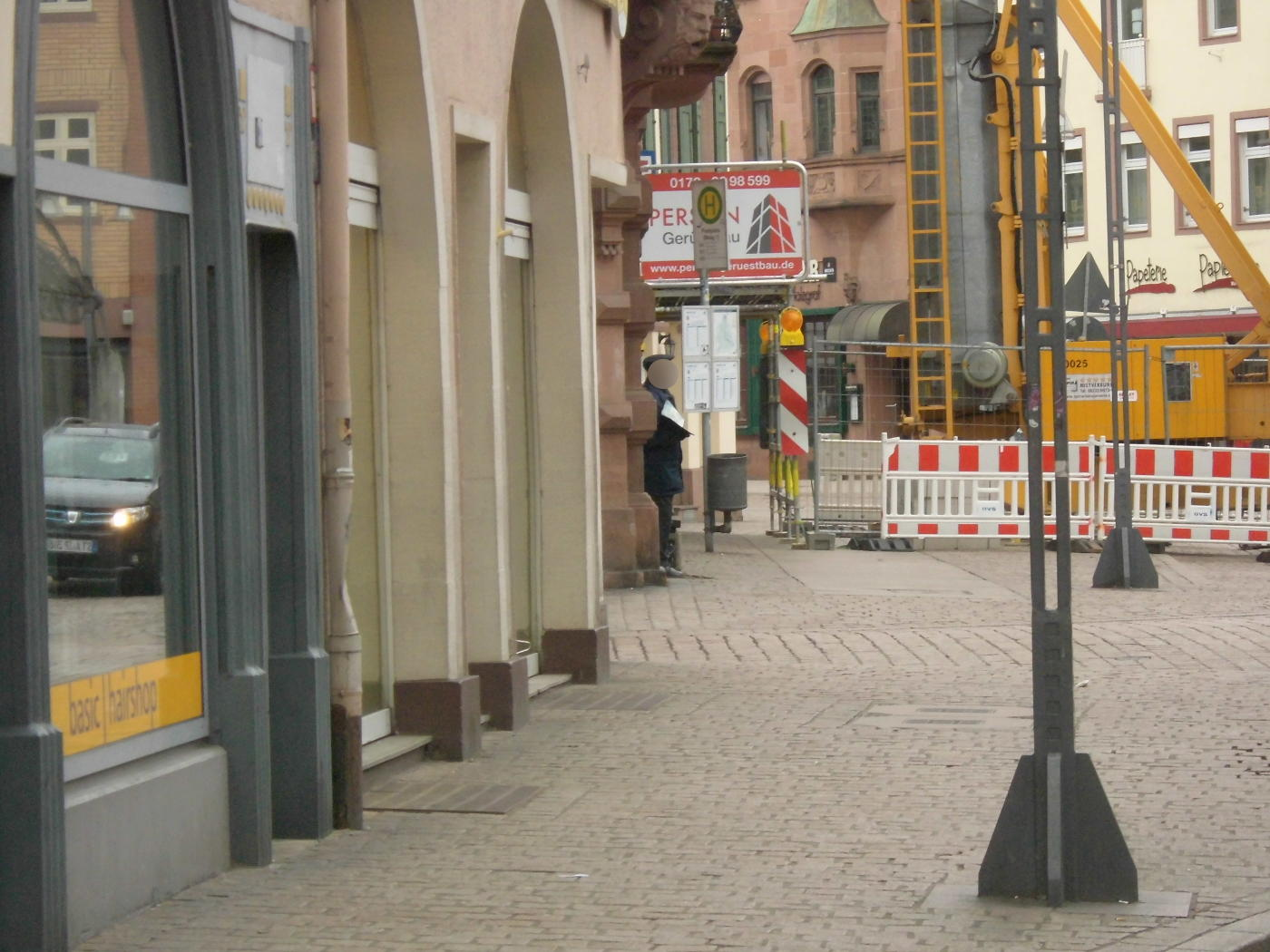Only one advertiser for the revealed sons of God in Speyer