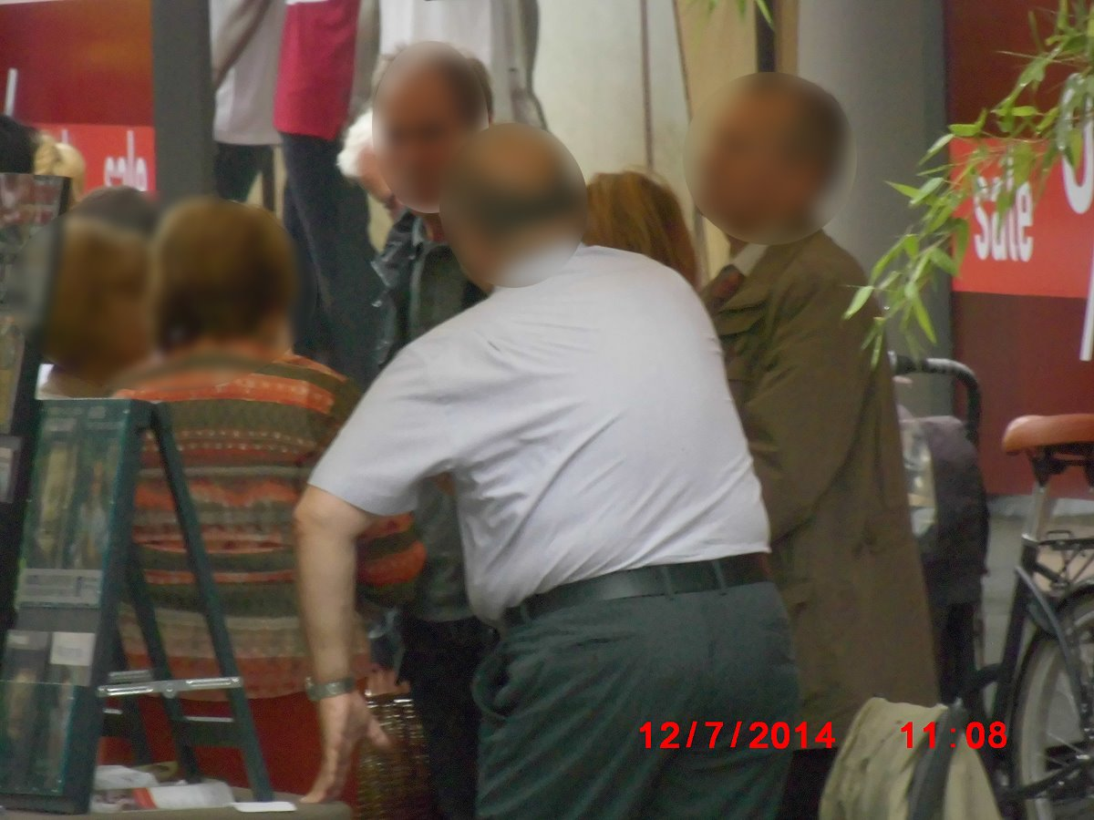 Bruchsal Jehovah's Witnesses didn't learn anything
