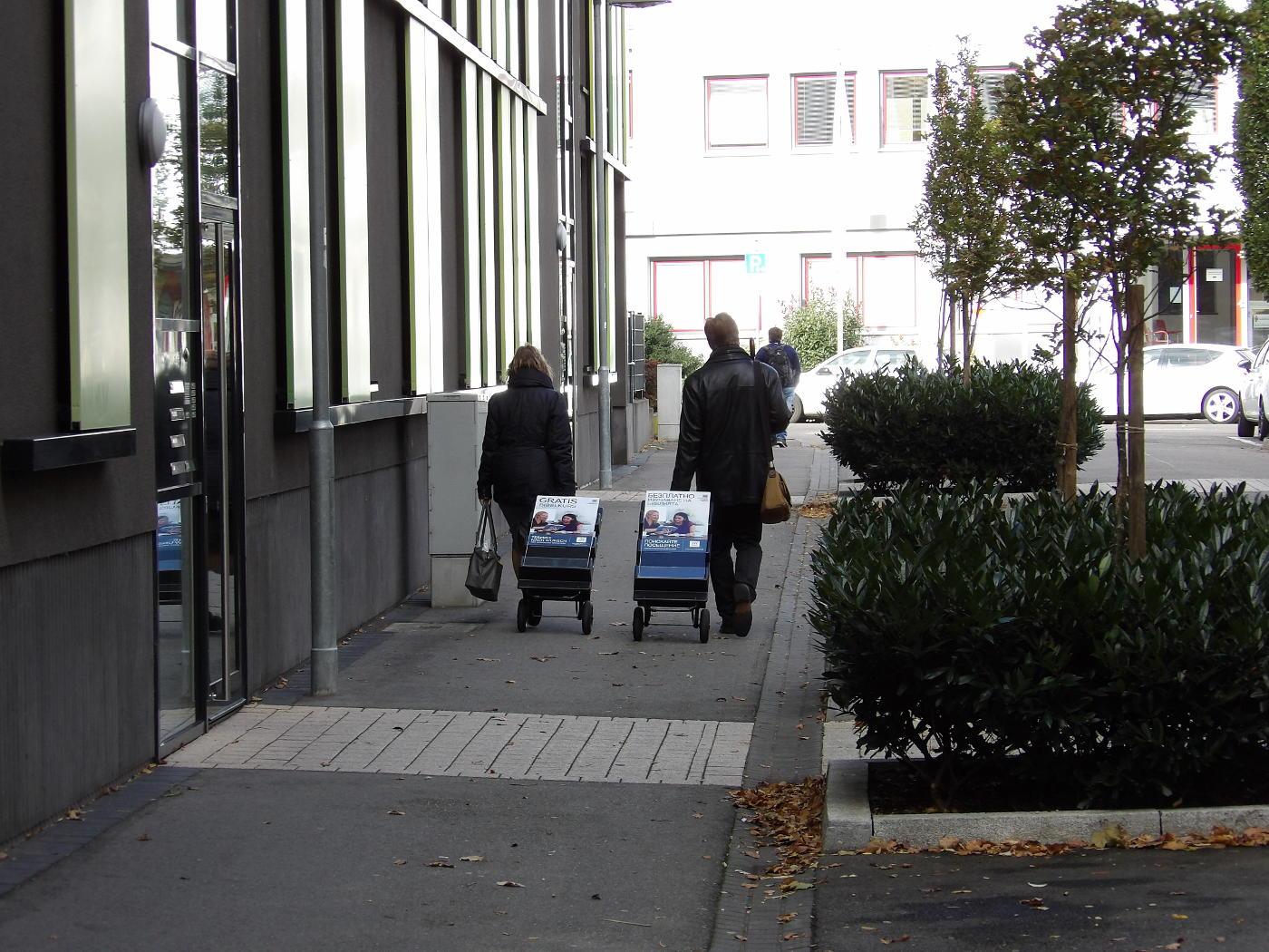 Jehovah's Witnesses in Bruchsal and Heilbronn