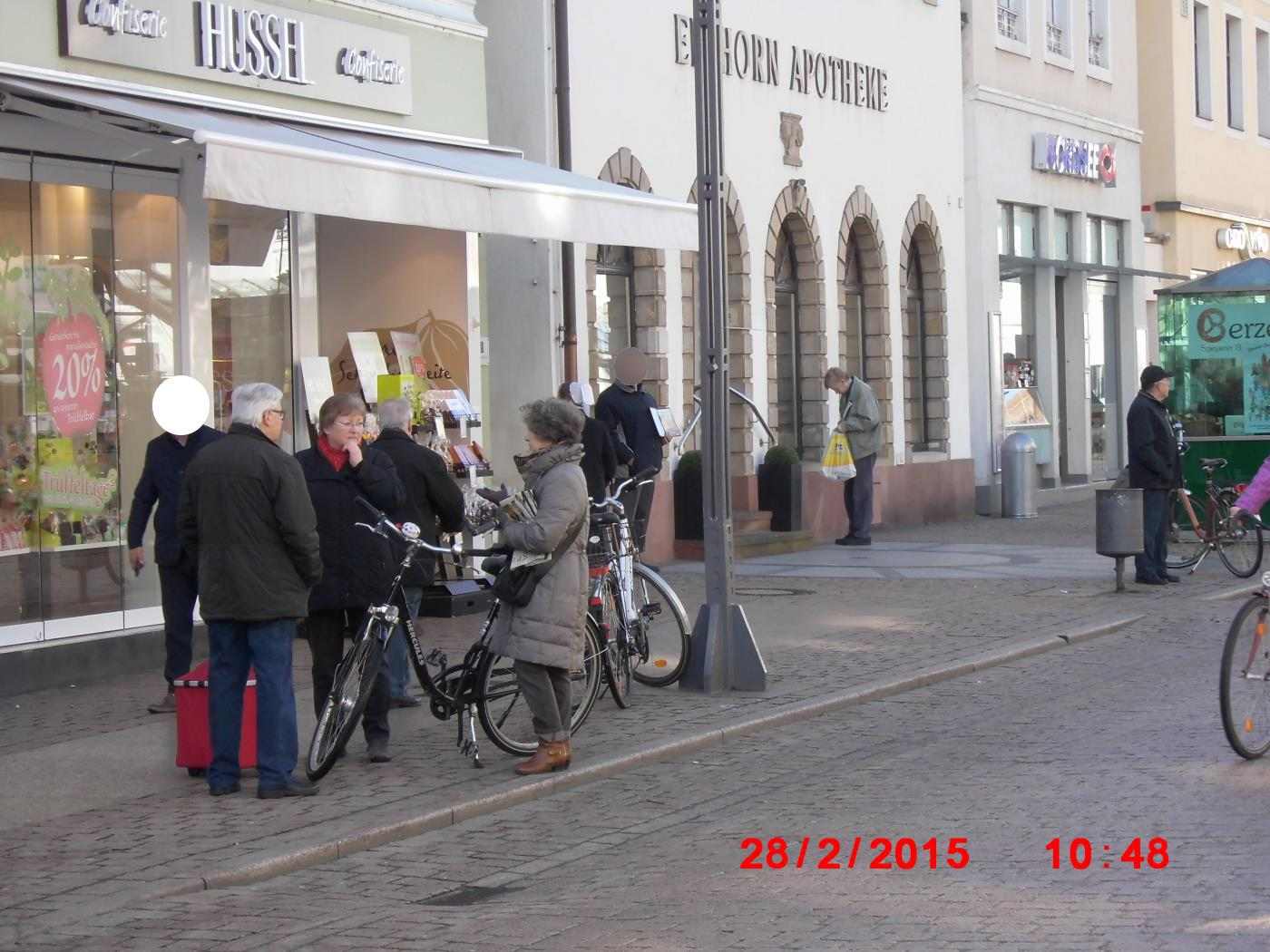 Speyer's Jehovah's Witnesses are acting stupid!