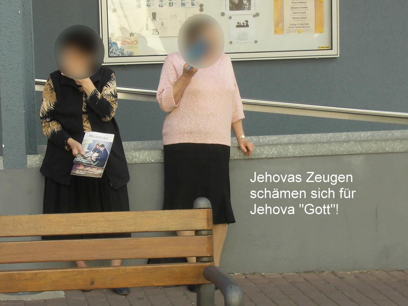 Wiesloch: Jehovah's Witnesses popular and exposed