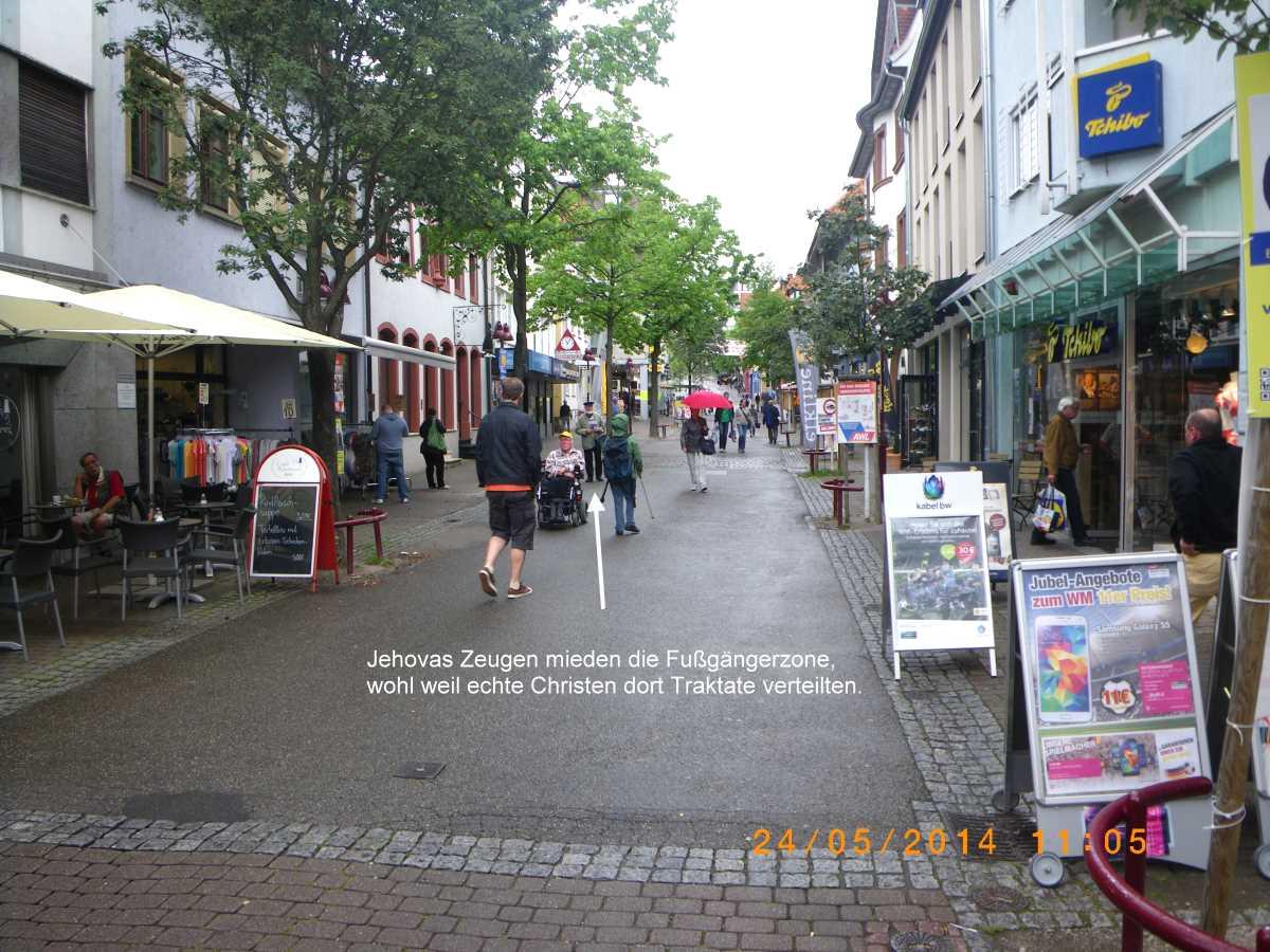 Spiritual victory in Wiesloch
