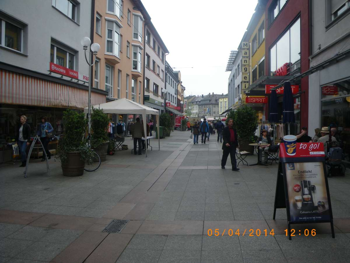 Jehovah's Witnesses in Bruchsal call the police