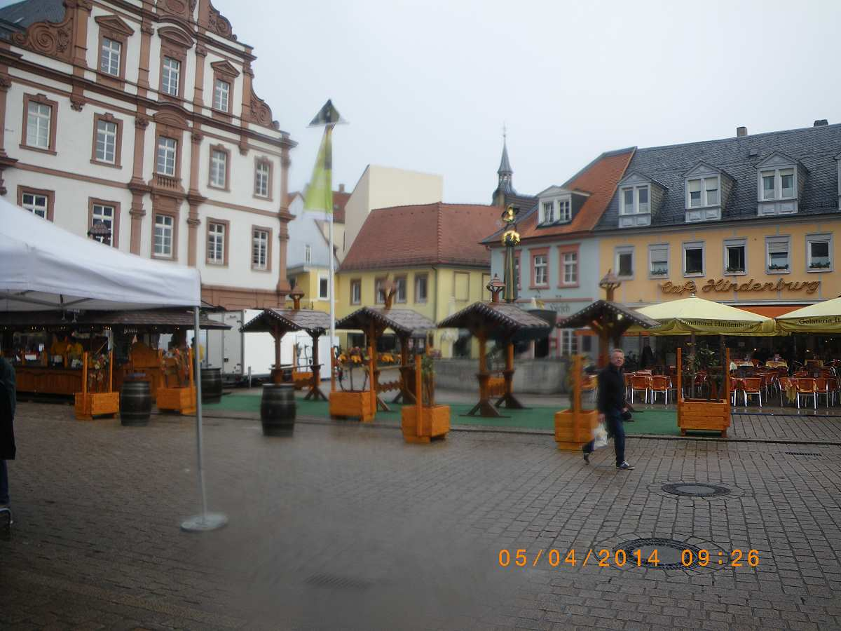 No Jehovah's Witnesses in Speyer
