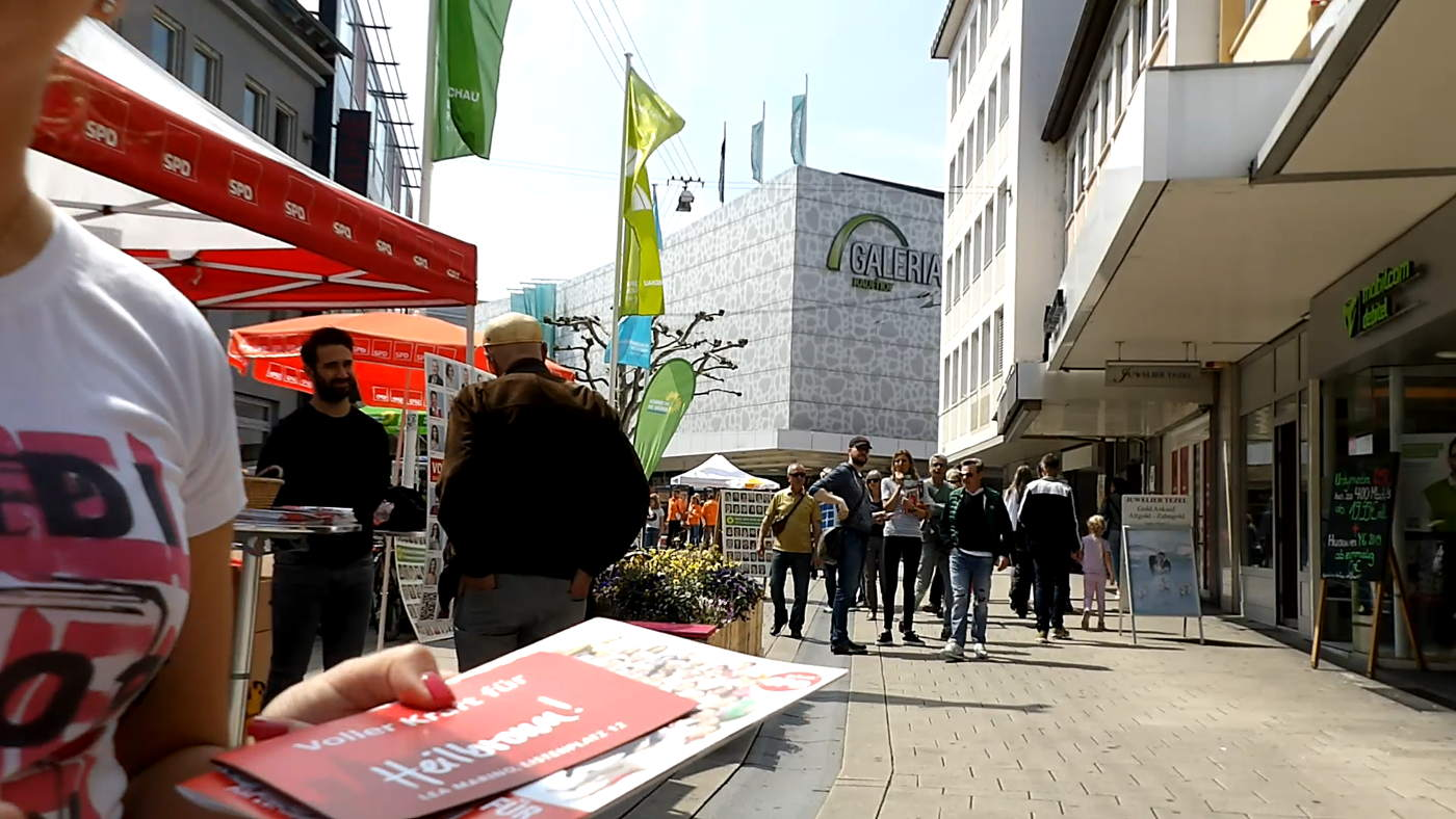 Sharia Party Germany - Abortion until shortly before birth