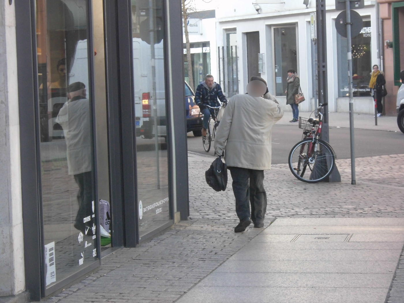 Speyer, Bruchsal: No Jehovah's Witnesses