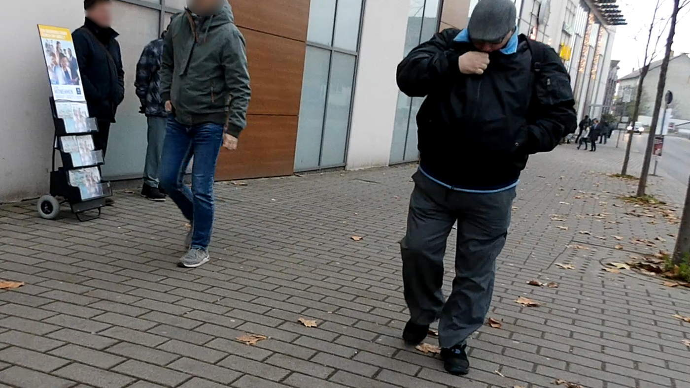 Violence becomes normal in Germany