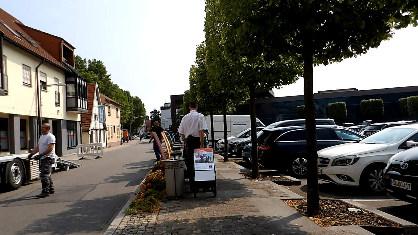 Walldorf: Hometown of the six-year-old bleeding to death