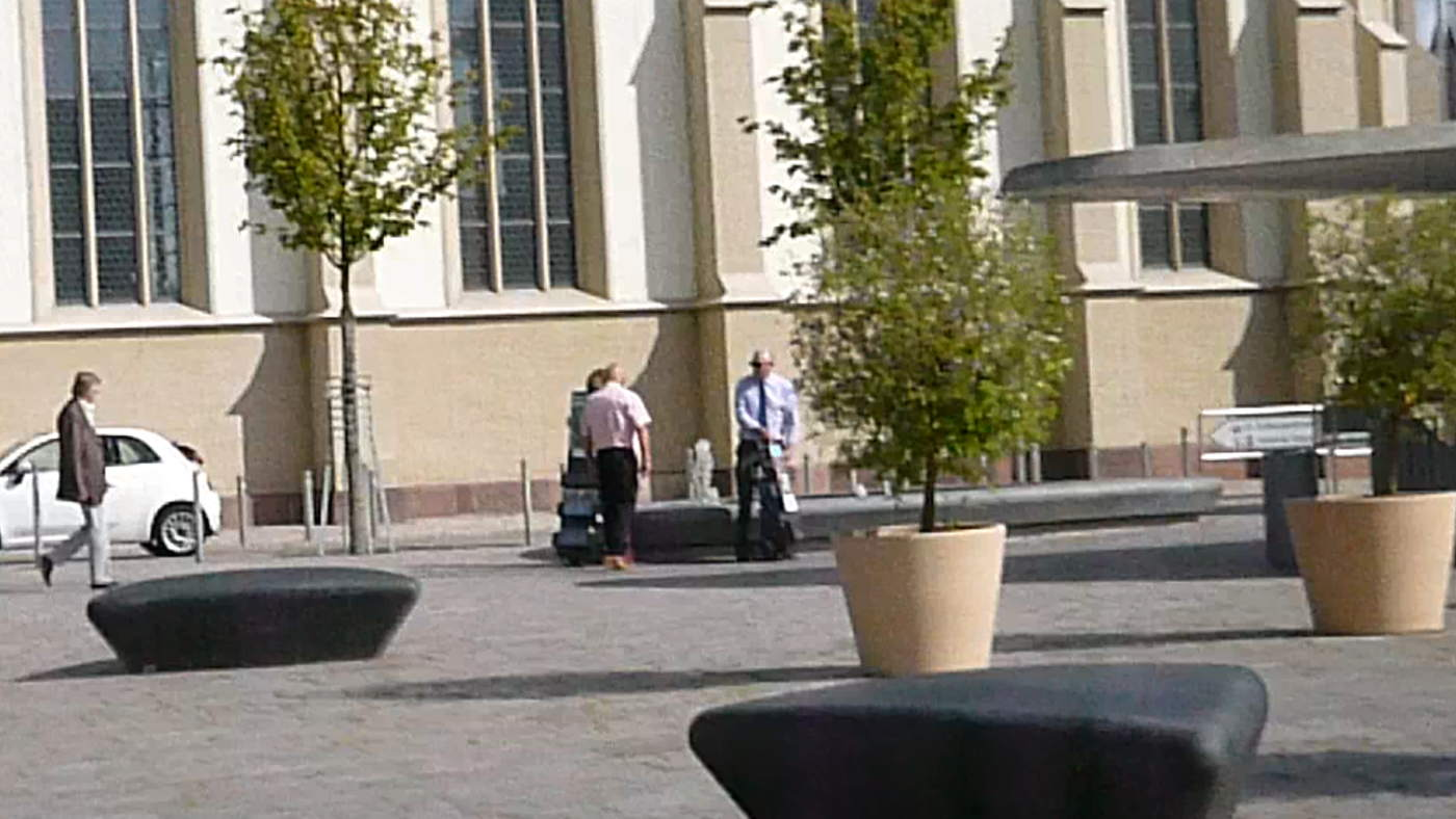 Walldorf is Jehovah's territory - the territory in which the six-year-old died of treatment abortion on January 30, 2018