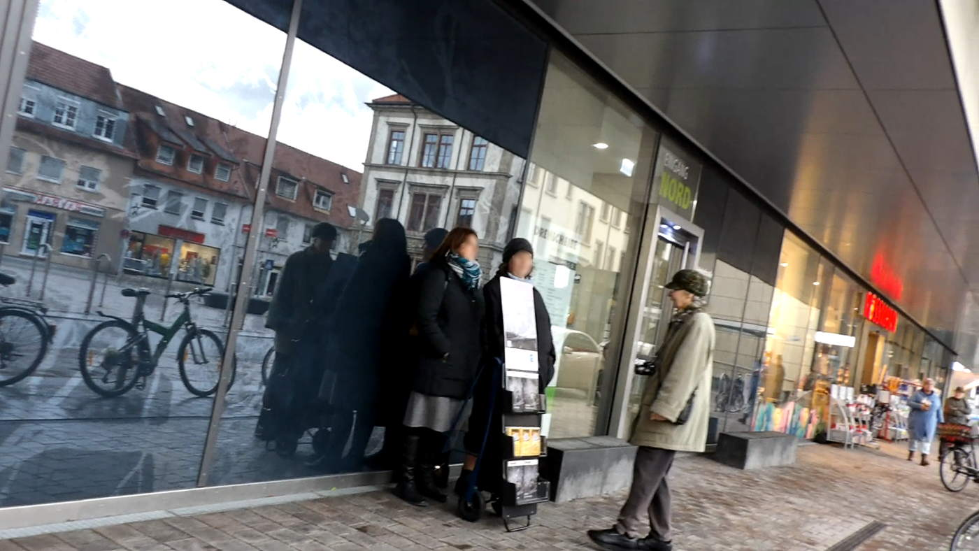 Walldorf: Jehovah's Witnesses 1 month before trial