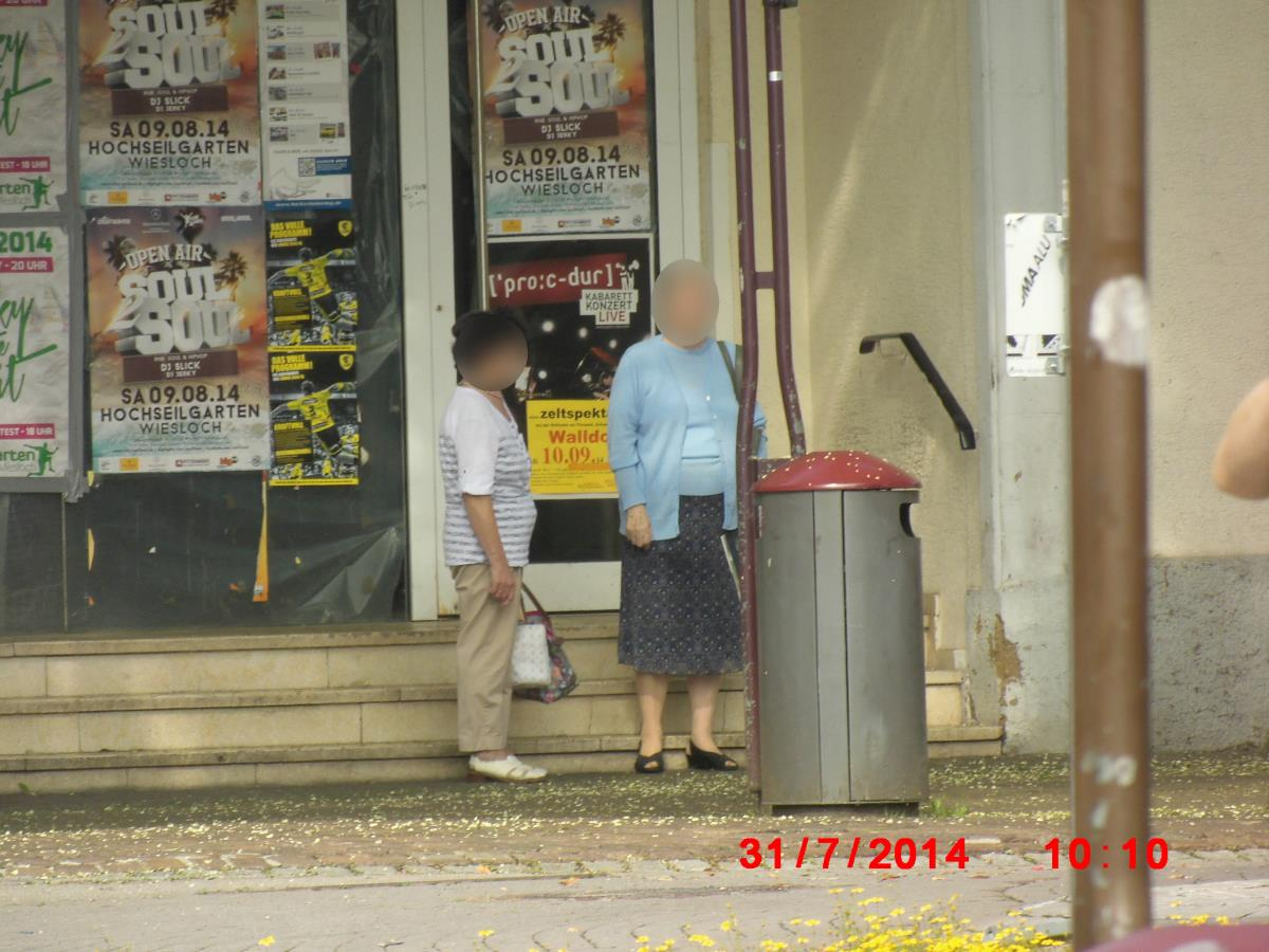 Jehovah's Witnesses Wiesloch embarrassing