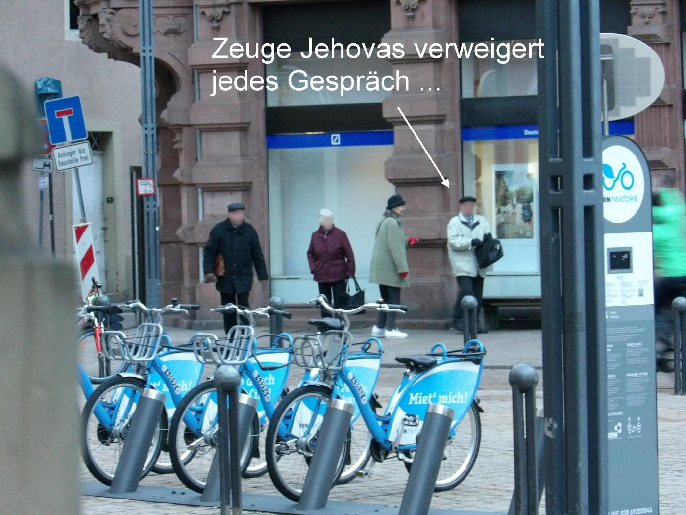 Jehovah's world domination begins in Speyer