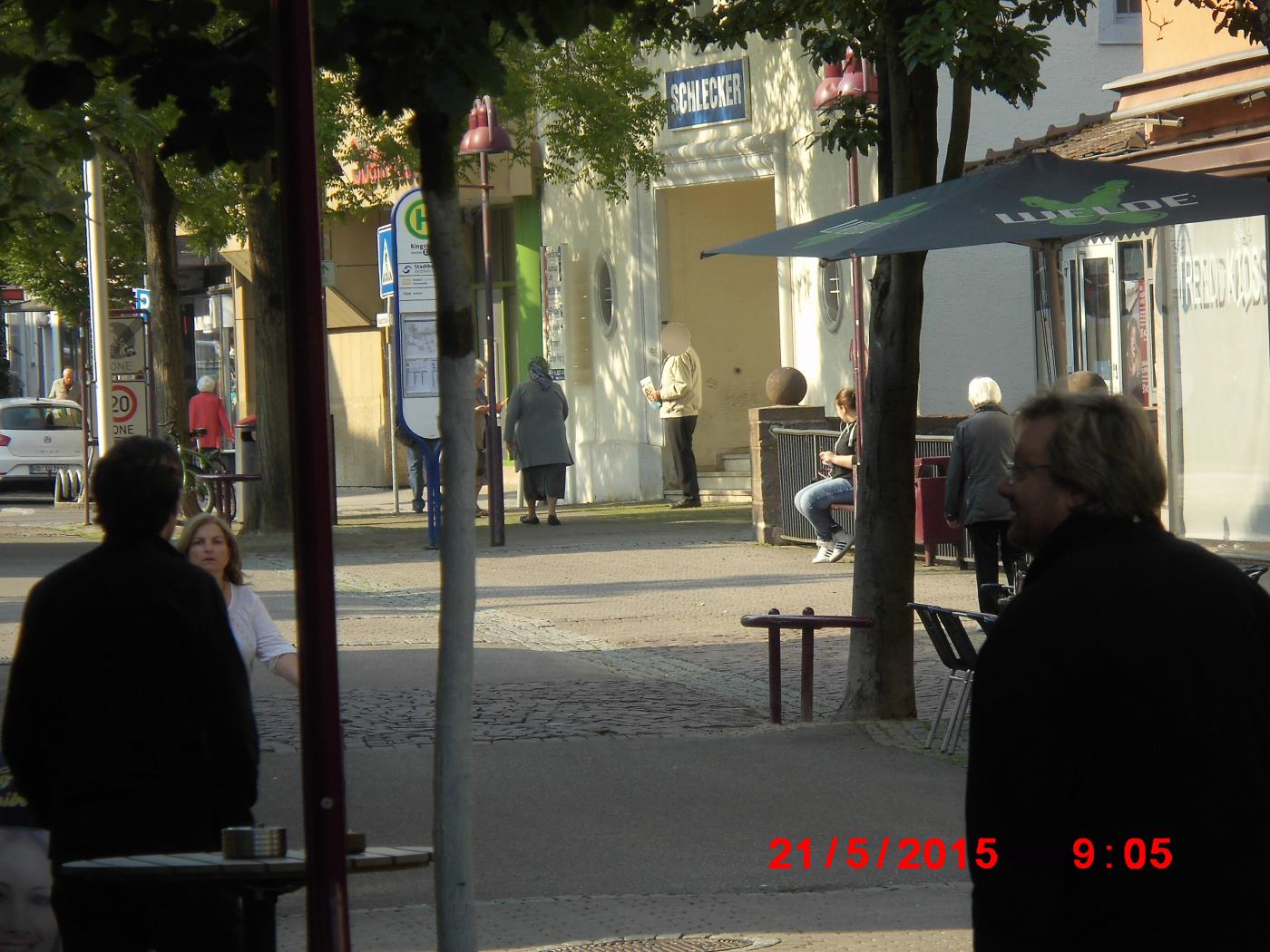 Wiesloch teems with Jehovah's Witnesses