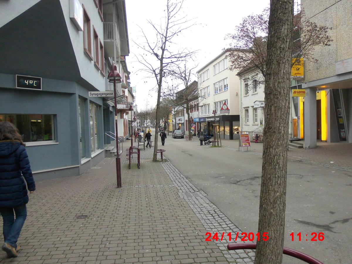 No Jehovah's Witnesses in Wiesloch except an informer