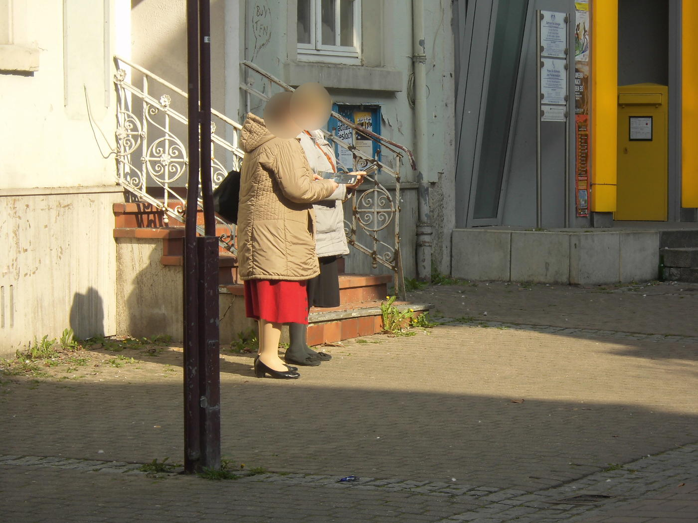Wiesloch: Jehovah's Witness stronghold? Saturdays never.