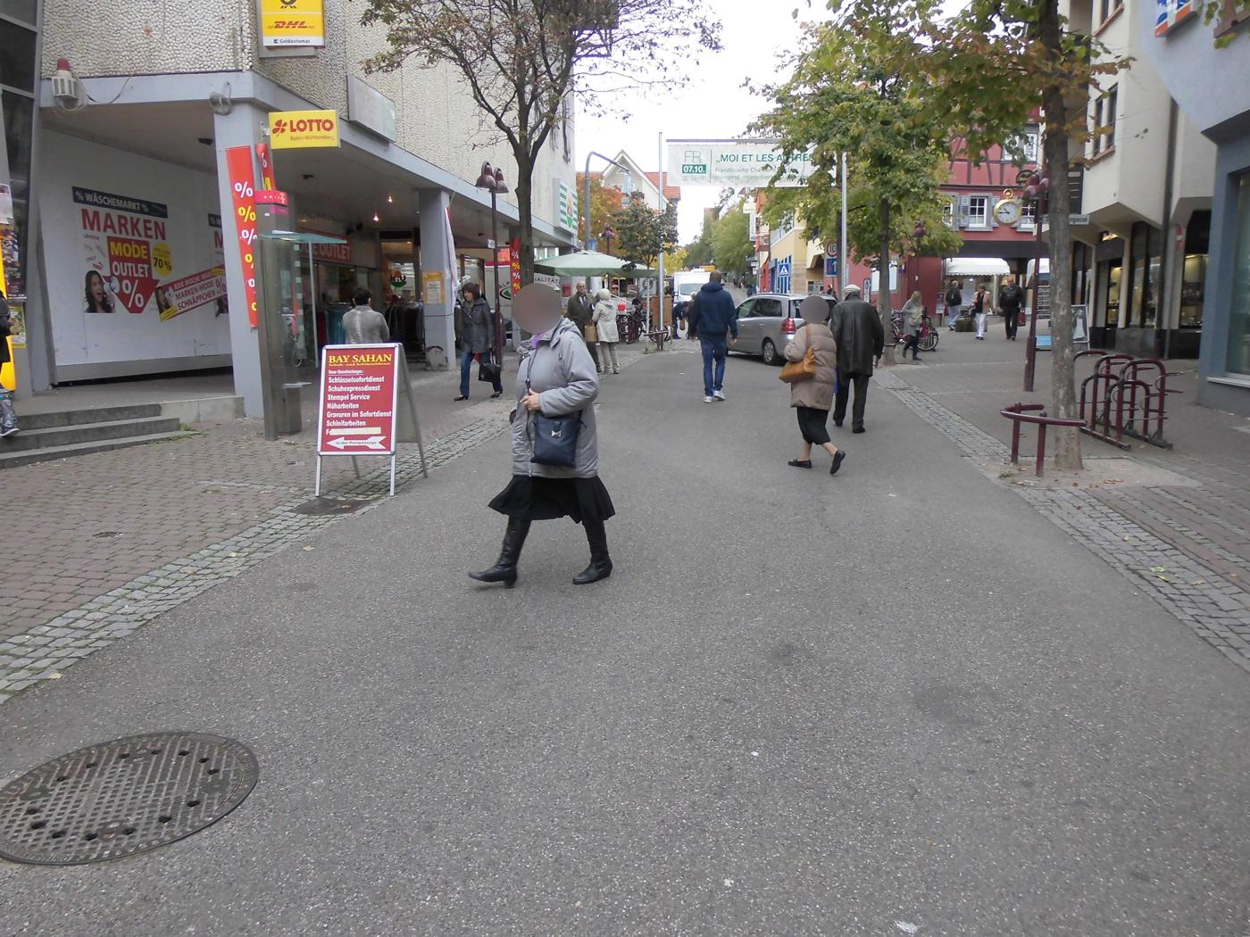 Jehovah's Witnesses in Wiesloch are in a bad mood