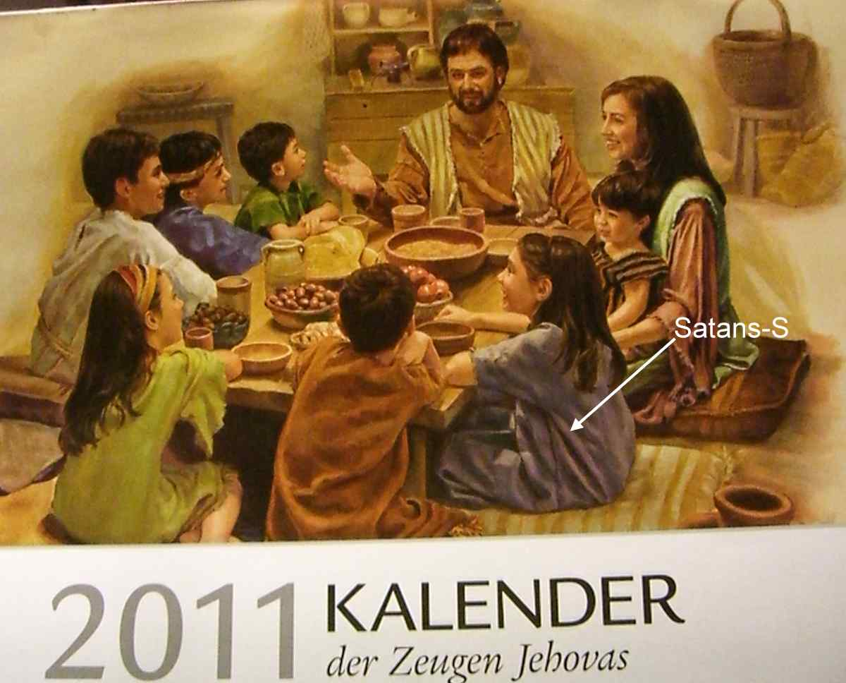 Calendar of Jehovah's Witnesses 2011